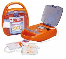 AED(自動体外式除細動器)日本光電製